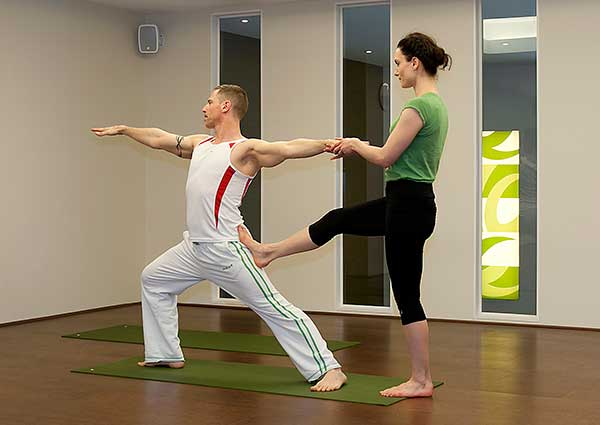 One-on-one yoga and pilates lessons at Embody Wellness in Vauxhall, South London