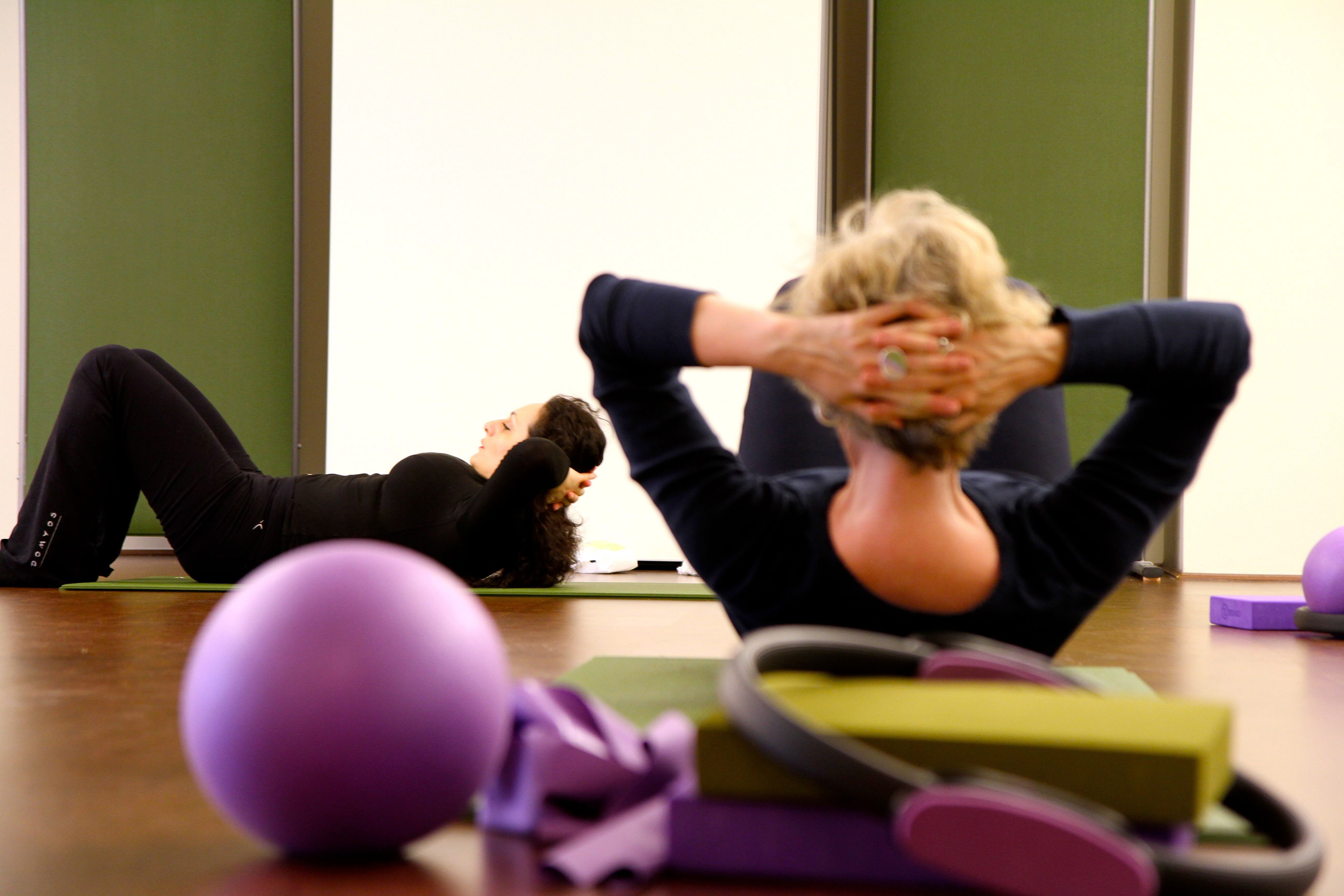 Pilates Technique Workshop with Claudia Fischer at Embody Wellness, South London