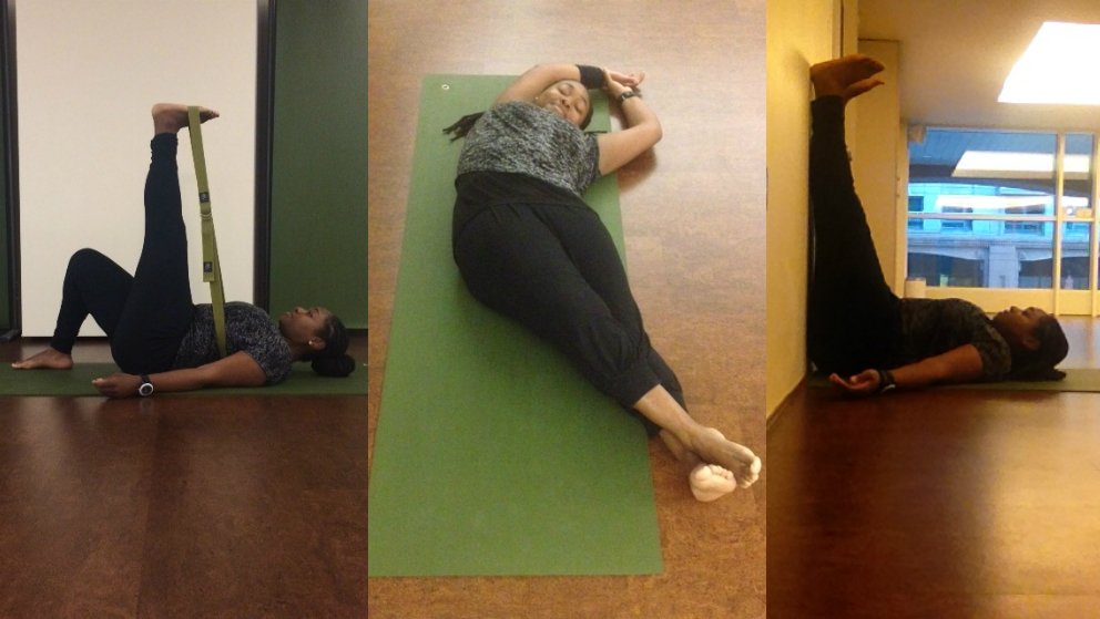 Yin Yoga for Runners by Paula Hines