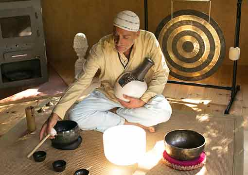 Sound Bath with Chai Francesco at Embody Wellness, South London
