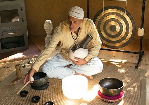 Discover the bliss of Sound Baths
