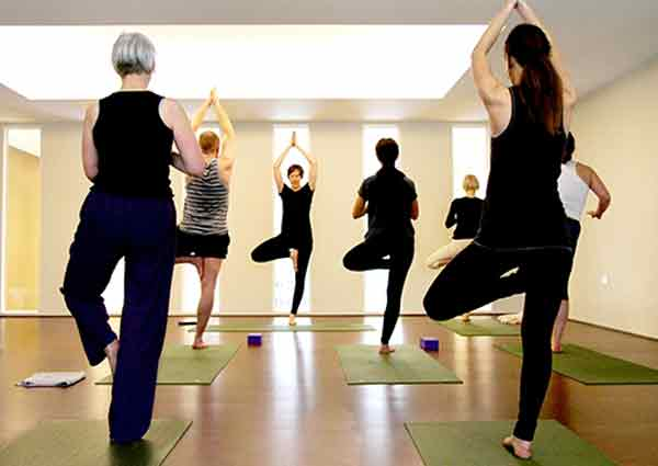 Yoga classes for all levels in our light-filled studio in Vauxhall, South London