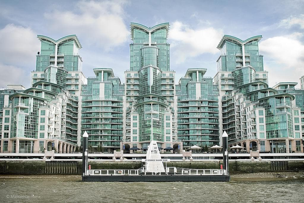 Embody Wellness is located in St George Wharf, Vauxhall SW8 2LE