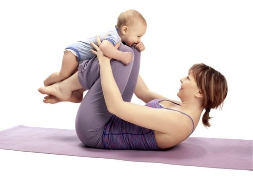 Postnatal Mother and Baby Yoga and Pilates at Embody Wellness