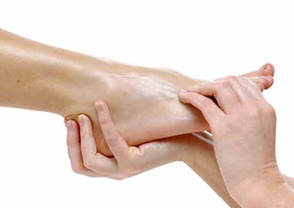 Reflexology at Embody Wellness in Vauxhall, South London