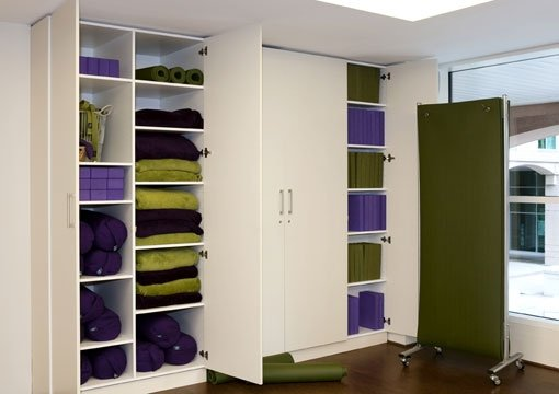 Mats and a full supply of Yoga and Pilates props to help you perfect your practice. Embody Wellness Centre in Vauxhall and Nine Elms