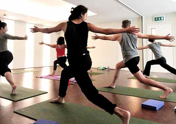 Yoga Beginners Courses and Improvers Courses at Embody Wellness in Vauxhall and Nine Elms, South London