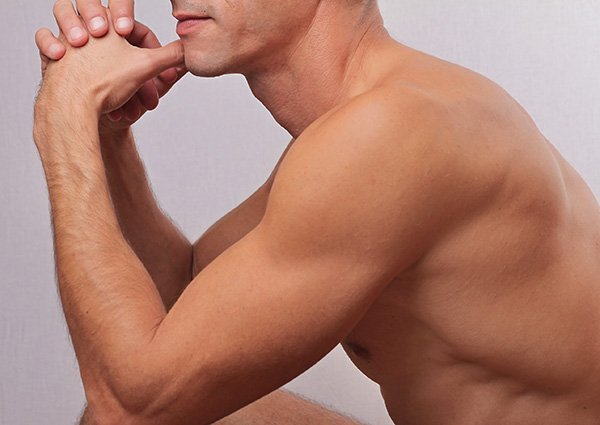 Chest, Back and Intimate Men's Waxing in Vauxhall South London
