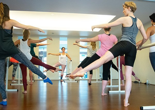 Pilates classes at Embody Wellness in Vauxhall South London