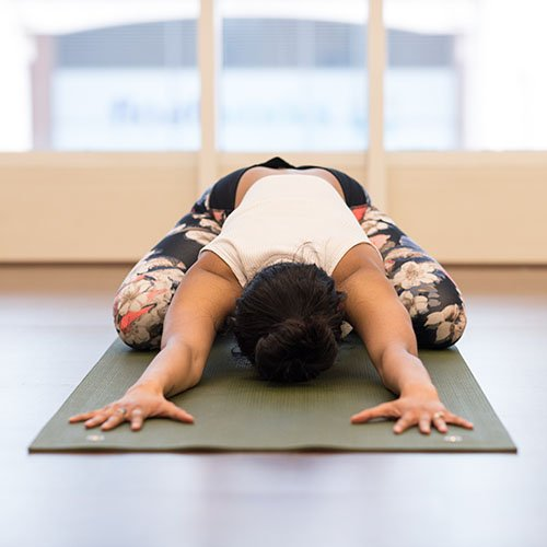 Yoga for Stress & Self-Compassion